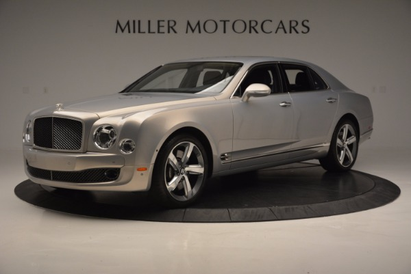 Used 2016 Bentley Mulsanne Speed for sale Sold at Maserati of Greenwich in Greenwich CT 06830 2