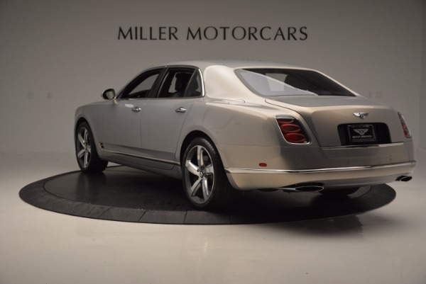 Used 2016 Bentley Mulsanne Speed for sale Sold at Maserati of Greenwich in Greenwich CT 06830 6