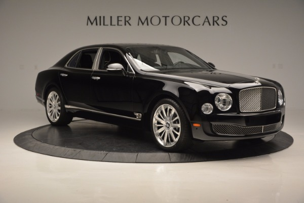 Used 2016 Bentley Mulsanne for sale Sold at Maserati of Greenwich in Greenwich CT 06830 11