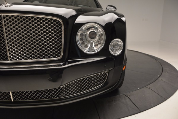 Used 2016 Bentley Mulsanne for sale Sold at Maserati of Greenwich in Greenwich CT 06830 14