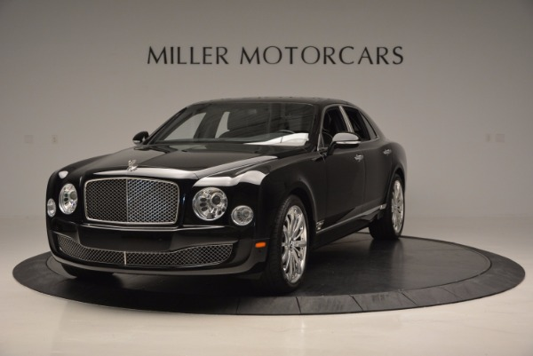 Used 2016 Bentley Mulsanne for sale Sold at Maserati of Greenwich in Greenwich CT 06830 1