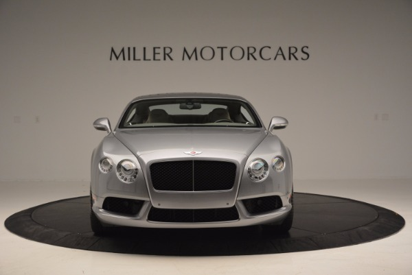 Used 2014 Bentley Continental GT V8 for sale Sold at Maserati of Greenwich in Greenwich CT 06830 12