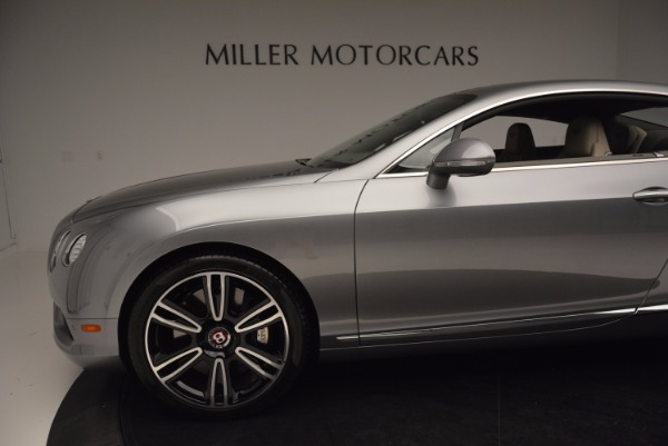 Used 2014 Bentley Continental GT V8 for sale Sold at Maserati of Greenwich in Greenwich CT 06830 17