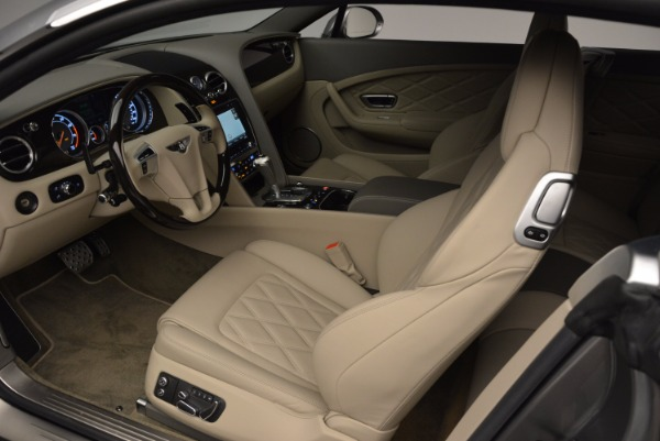 Used 2014 Bentley Continental GT V8 for sale Sold at Maserati of Greenwich in Greenwich CT 06830 21