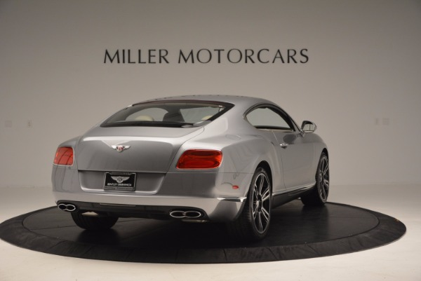 Used 2014 Bentley Continental GT V8 for sale Sold at Maserati of Greenwich in Greenwich CT 06830 7