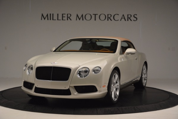 Used 2013 Bentley Continental GTC V8 for sale Sold at Maserati of Greenwich in Greenwich CT 06830 14