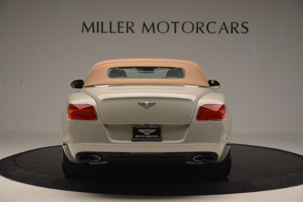 Used 2013 Bentley Continental GTC V8 for sale Sold at Maserati of Greenwich in Greenwich CT 06830 19