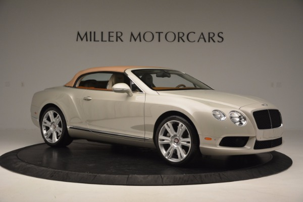 Used 2013 Bentley Continental GTC V8 for sale Sold at Maserati of Greenwich in Greenwich CT 06830 23