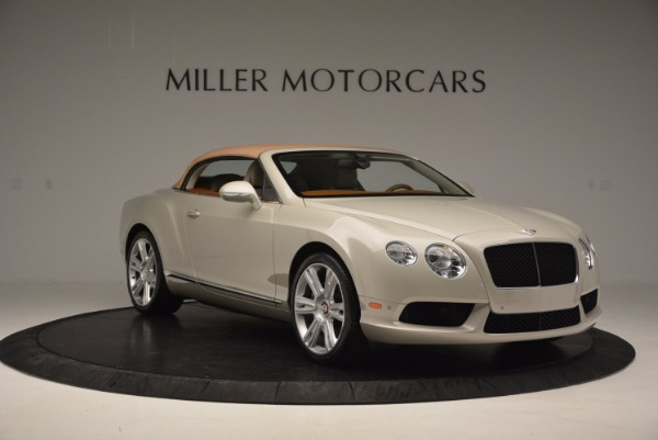 Used 2013 Bentley Continental GTC V8 for sale Sold at Maserati of Greenwich in Greenwich CT 06830 24