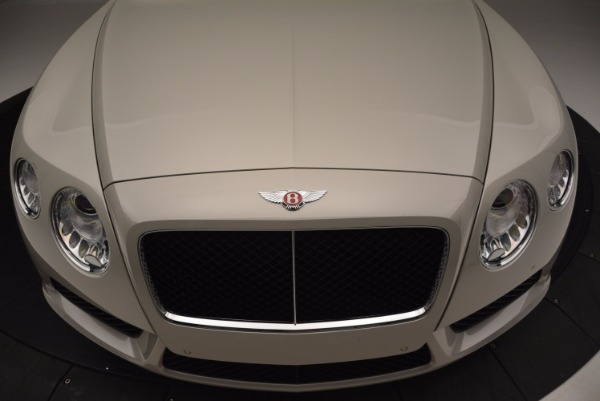 Used 2013 Bentley Continental GTC V8 for sale Sold at Maserati of Greenwich in Greenwich CT 06830 25