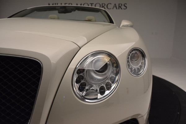 Used 2013 Bentley Continental GTC V8 for sale Sold at Maserati of Greenwich in Greenwich CT 06830 27