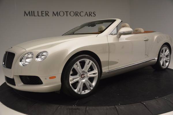 Used 2013 Bentley Continental GTC V8 for sale Sold at Maserati of Greenwich in Greenwich CT 06830 28