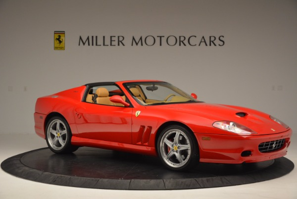 Used 2005 Ferrari Superamerica 6-Speed Manual for sale Sold at Maserati of Greenwich in Greenwich CT 06830 10