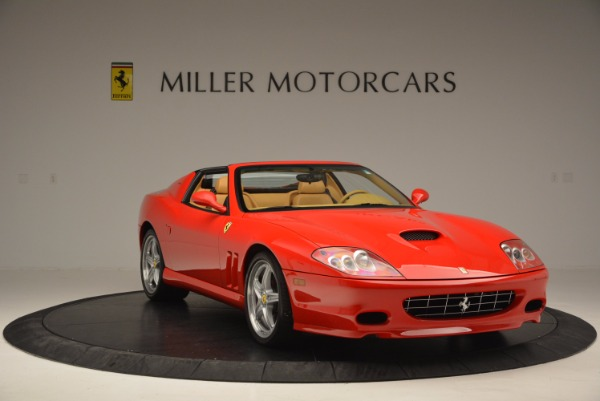 Used 2005 Ferrari Superamerica 6-Speed Manual for sale Sold at Maserati of Greenwich in Greenwich CT 06830 11