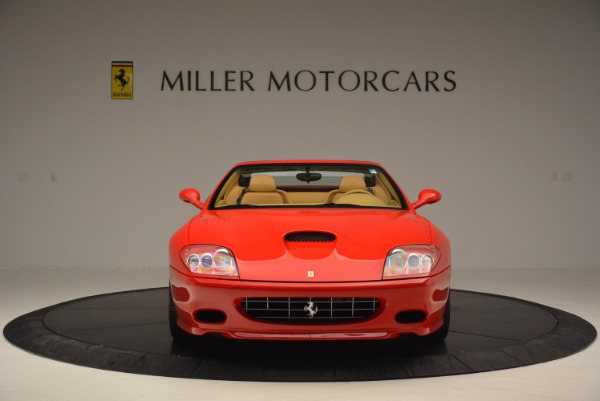 Used 2005 Ferrari Superamerica 6-Speed Manual for sale Sold at Maserati of Greenwich in Greenwich CT 06830 12