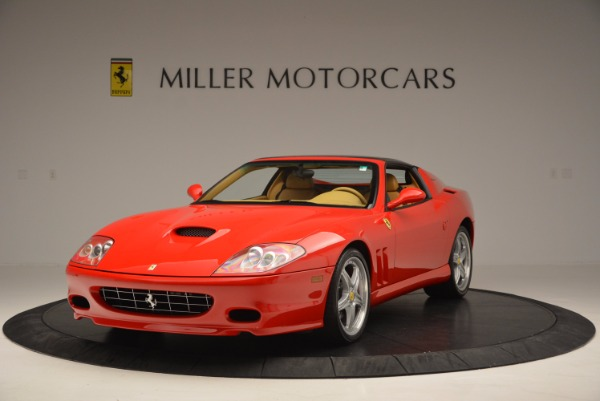 Used 2005 Ferrari Superamerica 6-Speed Manual for sale Sold at Maserati of Greenwich in Greenwich CT 06830 13