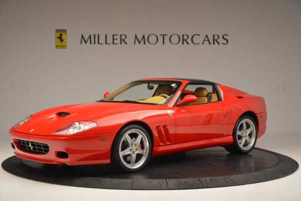Used 2005 Ferrari Superamerica 6-Speed Manual for sale Sold at Maserati of Greenwich in Greenwich CT 06830 14