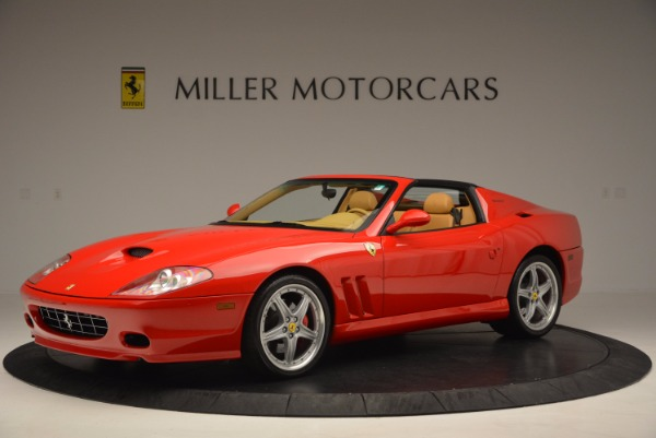 Used 2005 Ferrari Superamerica 6-Speed Manual for sale Sold at Maserati of Greenwich in Greenwich CT 06830 2