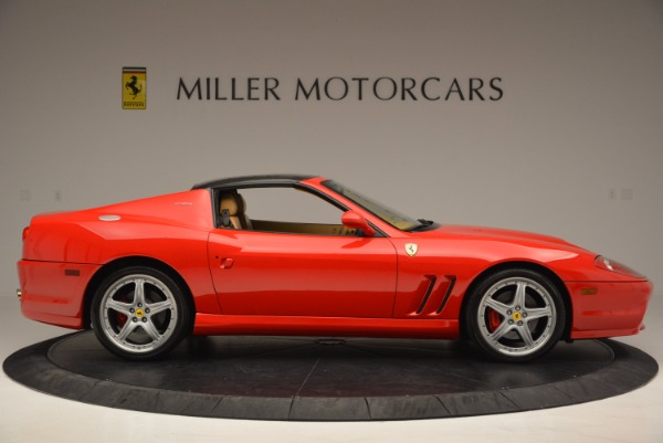 Used 2005 Ferrari Superamerica 6-Speed Manual for sale Sold at Maserati of Greenwich in Greenwich CT 06830 21