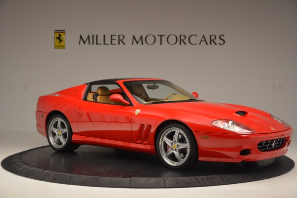 Used 2005 Ferrari Superamerica 6-Speed Manual for sale Sold at Maserati of Greenwich in Greenwich CT 06830 22