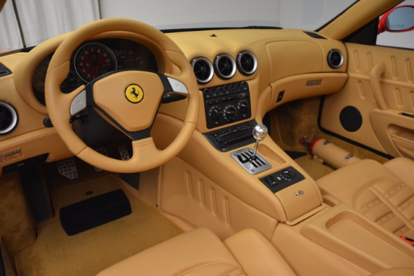 Used 2005 Ferrari Superamerica 6-Speed Manual for sale Sold at Maserati of Greenwich in Greenwich CT 06830 25