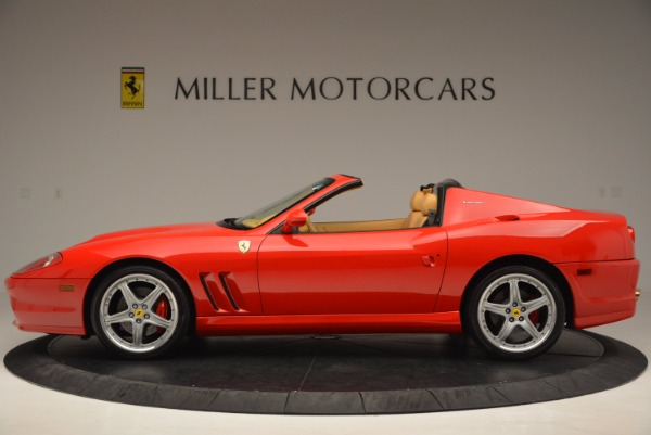 Used 2005 Ferrari Superamerica 6-Speed Manual for sale Sold at Maserati of Greenwich in Greenwich CT 06830 3