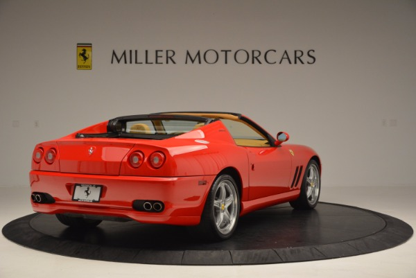 Used 2005 Ferrari Superamerica 6-Speed Manual for sale Sold at Maserati of Greenwich in Greenwich CT 06830 7