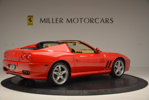 Used 2005 Ferrari Superamerica 6-Speed Manual for sale Sold at Maserati of Greenwich in Greenwich CT 06830 8