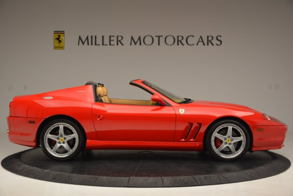 Used 2005 Ferrari Superamerica 6-Speed Manual for sale Sold at Maserati of Greenwich in Greenwich CT 06830 9