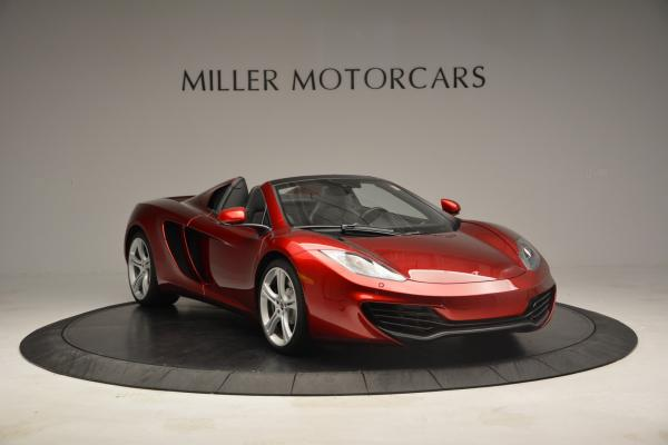 Used 2013 McLaren 12C Spider for sale Sold at Maserati of Greenwich in Greenwich CT 06830 11