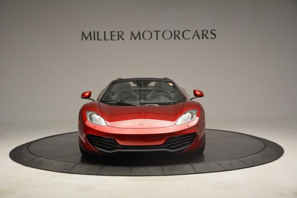 Used 2013 McLaren 12C Spider for sale Sold at Maserati of Greenwich in Greenwich CT 06830 12