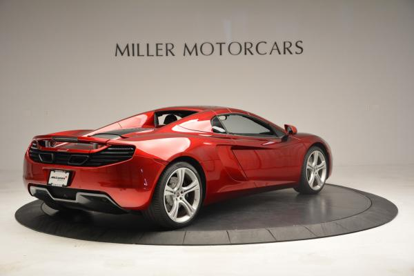 Used 2013 McLaren 12C Spider for sale Sold at Maserati of Greenwich in Greenwich CT 06830 18