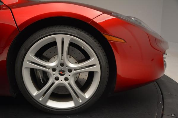 Used 2013 McLaren 12C Spider for sale Sold at Maserati of Greenwich in Greenwich CT 06830 28