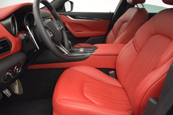 Used 2017 Maserati Levante S Q4 for sale Sold at Maserati of Greenwich in Greenwich CT 06830 14