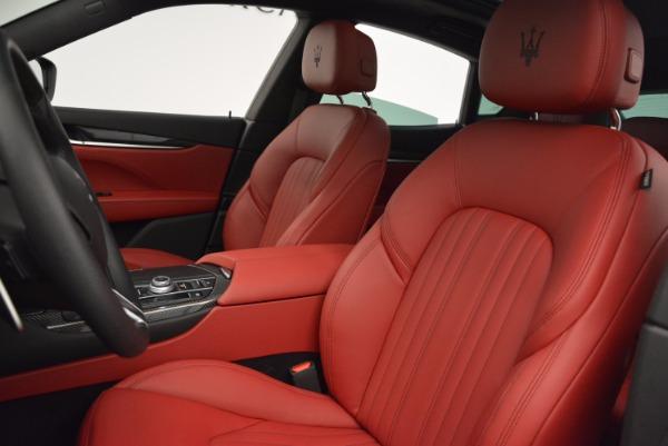 Used 2017 Maserati Levante S Q4 for sale Sold at Maserati of Greenwich in Greenwich CT 06830 15