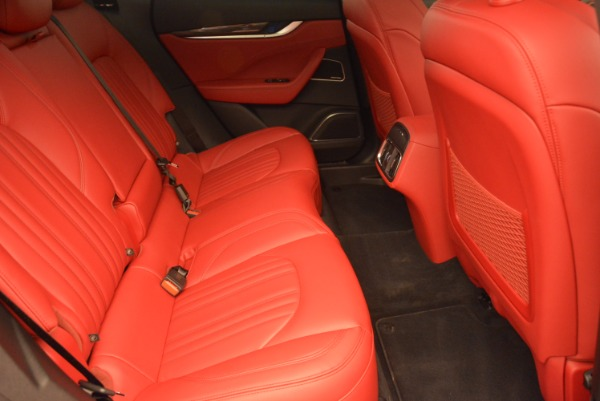 Used 2017 Maserati Levante S Q4 for sale Sold at Maserati of Greenwich in Greenwich CT 06830 24