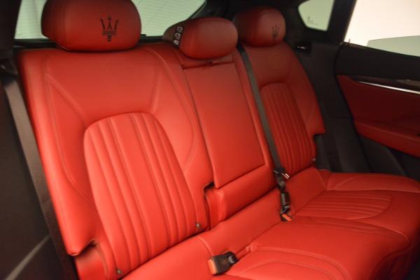 Used 2017 Maserati Levante S Q4 for sale Sold at Maserati of Greenwich in Greenwich CT 06830 25
