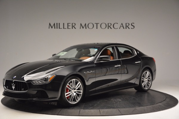 Used 2017 Maserati Ghibli S Q4 for sale Sold at Maserati of Greenwich in Greenwich CT 06830 2