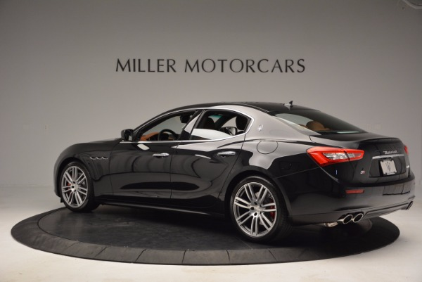 Used 2017 Maserati Ghibli S Q4 for sale Sold at Maserati of Greenwich in Greenwich CT 06830 4