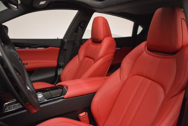 New 2017 Maserati Quattroporte S Q4 GranSport for sale Sold at Maserati of Greenwich in Greenwich CT 06830 14