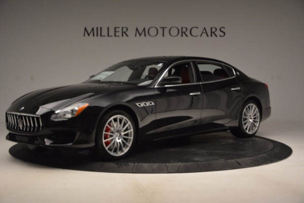 New 2017 Maserati Quattroporte S Q4 GranSport for sale Sold at Maserati of Greenwich in Greenwich CT 06830 2