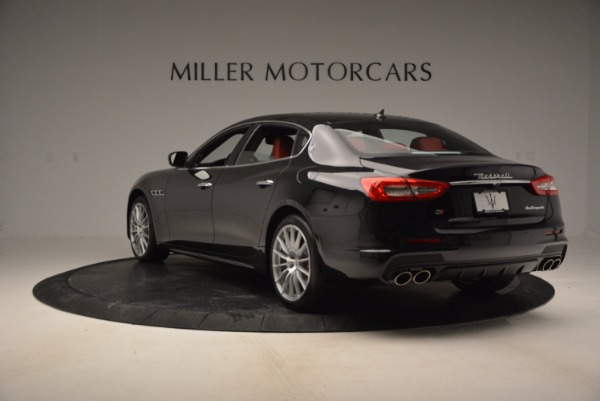 New 2017 Maserati Quattroporte S Q4 GranSport for sale Sold at Maserati of Greenwich in Greenwich CT 06830 5