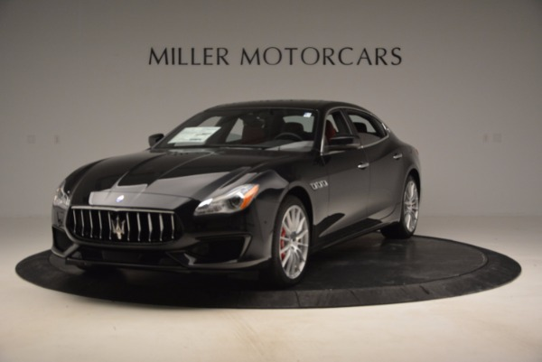 New 2017 Maserati Quattroporte S Q4 GranSport for sale Sold at Maserati of Greenwich in Greenwich CT 06830 1