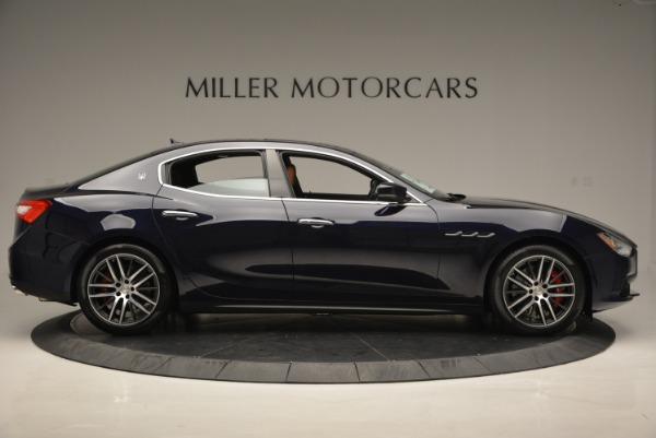 Used 2017 Maserati Ghibli S Q4 for sale $44,900 at Maserati of Greenwich in Greenwich CT 06830 9