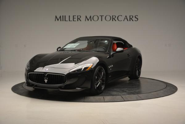 New 2017 Maserati GranTurismo Cab Sport for sale Sold at Maserati of Greenwich in Greenwich CT 06830 2