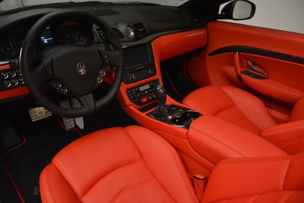 New 2017 Maserati GranTurismo Cab Sport for sale Sold at Maserati of Greenwich in Greenwich CT 06830 20
