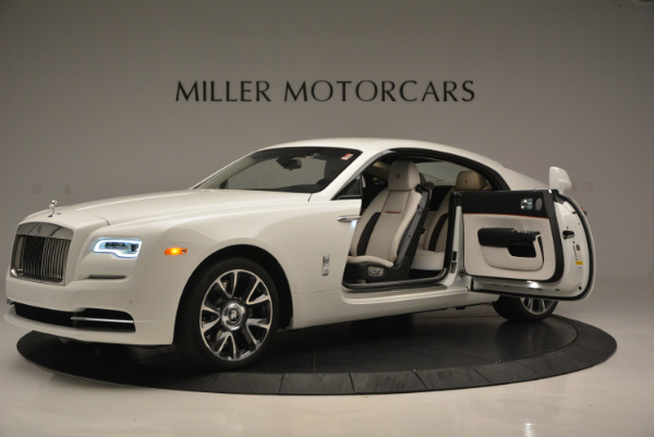 New 2017 Rolls-Royce Wraith for sale Sold at Maserati of Greenwich in Greenwich CT 06830 16