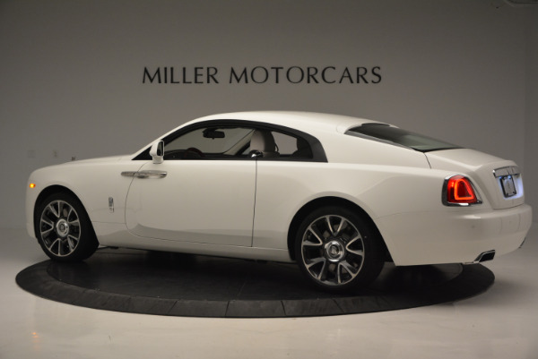 New 2017 Rolls-Royce Wraith for sale Sold at Maserati of Greenwich in Greenwich CT 06830 5