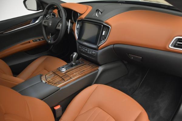 New 2017 Maserati Ghibli S Q4 for sale Sold at Maserati of Greenwich in Greenwich CT 06830 20