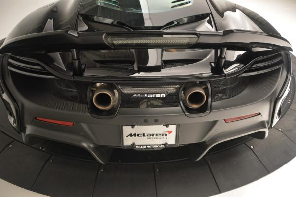 Used 2016 McLaren 675LT for sale Sold at Maserati of Greenwich in Greenwich CT 06830 28